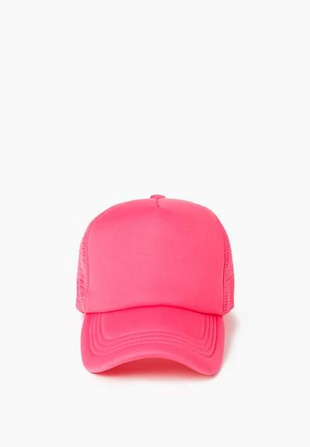 Бейсболка женская Modis M201A00982R004X38 розовая 56