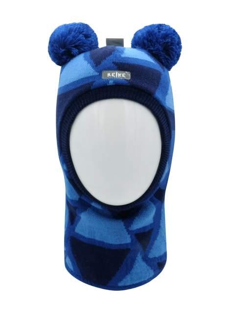 Шапка-шлем для мальчика Reike Bunnies navy, RKN2021-1 BNS navy, р.50