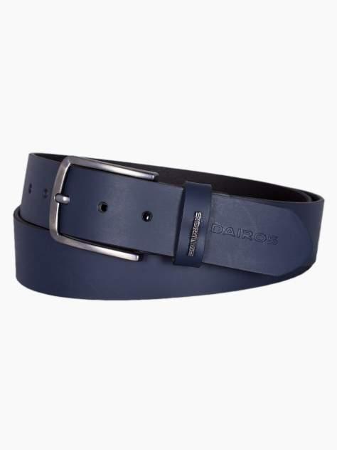 Ремень мужской Dairos GD22500275/130 темно-синий 130 см
