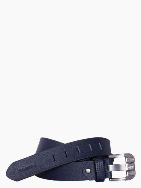 Ремень мужской Dairos GD22500260/125 темно-синий 125 см