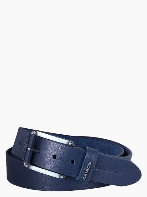 Ремень мужской Dairos GD22500246/120 темно-синий
