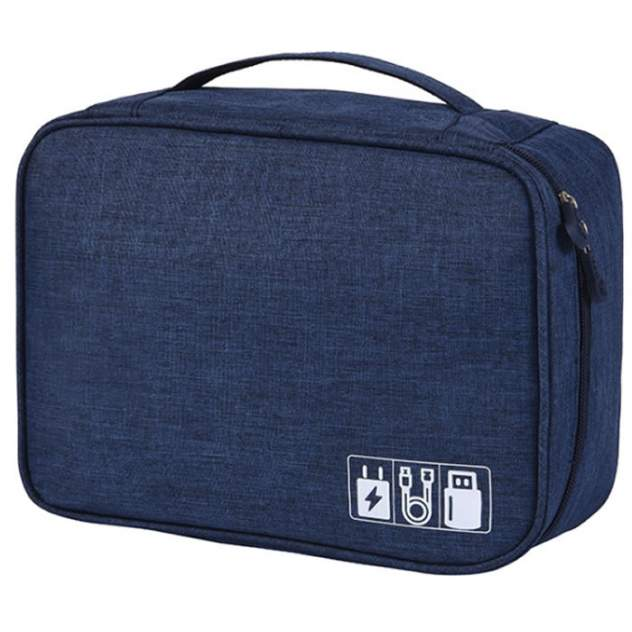 Несессер мужской Home Comfort 13392 синий