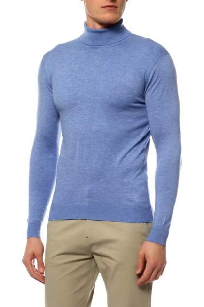Джемпер мужской La Biali 604/219-01 голубой 3XL
