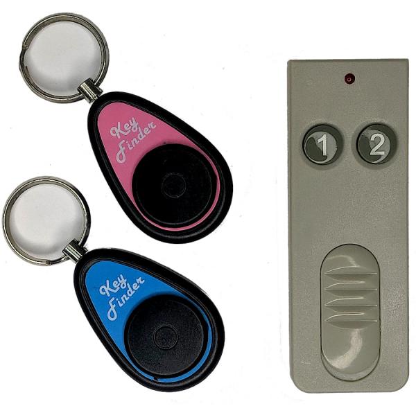 Брелки с пультом BVLGARI 017174 для поиска ключей и предметов