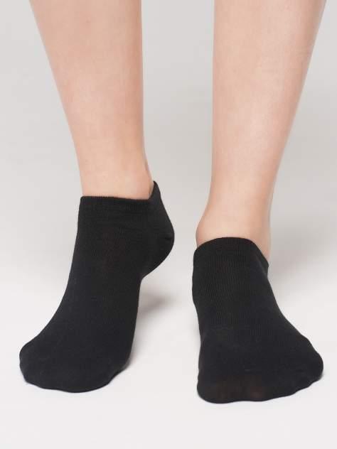 Набор носков 3 пары женских ТВОЕ A6470 черных 35-41