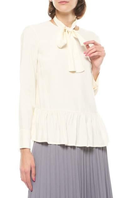 Блуза женская Max&co 71149918 CACAO бежевая 40
