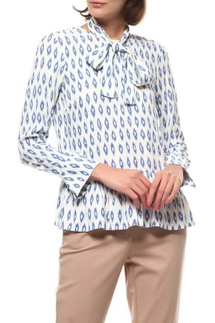 Блуза женская Max&co 71149918 CACAO голубая 40