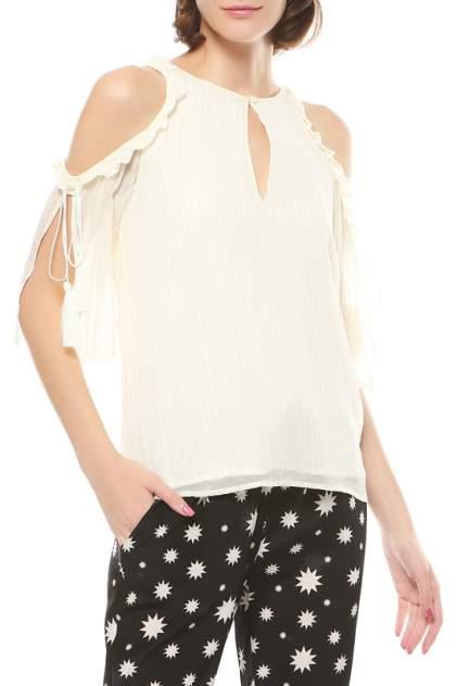 Блуза женская Max&co 81649718_PALLINA белая 40