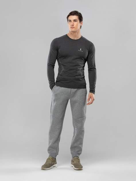 FIFTY Мужская футболка с длинным рукавом Smartknit FA-ML-0103-GRY, серый - M