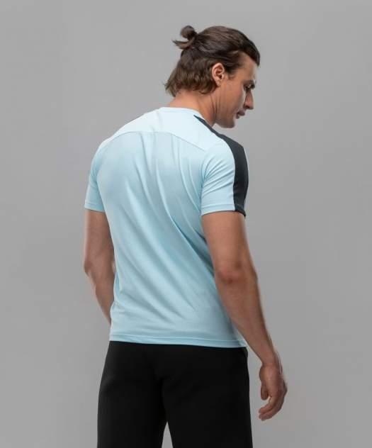 FIFTY Мужская футболка Vigorous FA-MT-0102-LBL, голубой - XL