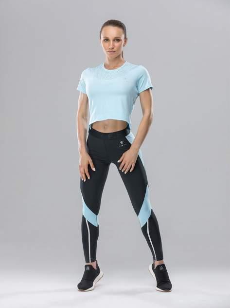 FIFTY Женская футболка Plucky FA-WT-0102-LBL, голубой - M