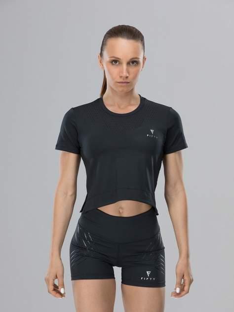 Спортивная футболка Fifty Plucky, черный