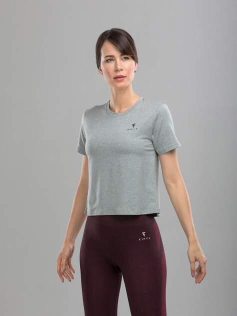 Спортивная футболка Fifty Covert Glance, серый