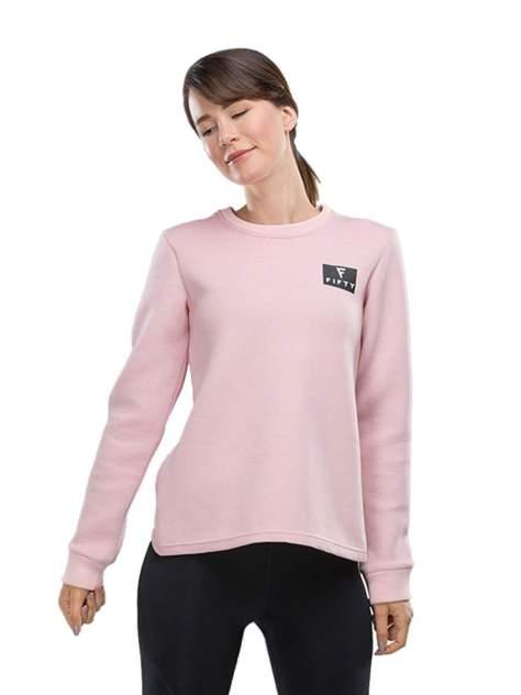 Толстовка Fifty Cross Doubt, pink, M INT