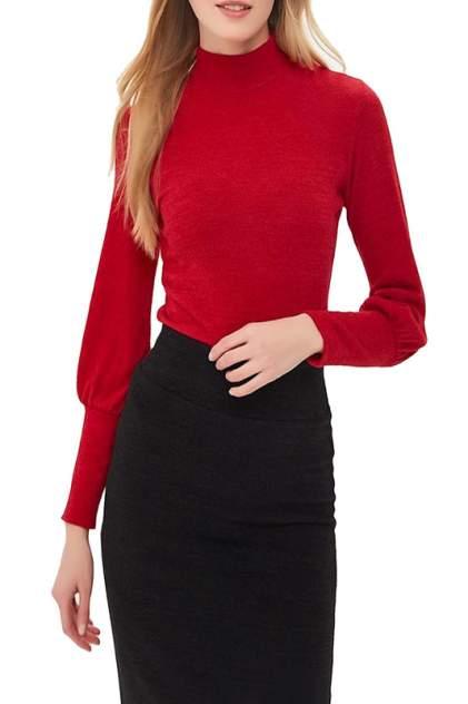 Водолазка женская Alina Assi MP002XW1HI61 красная XL