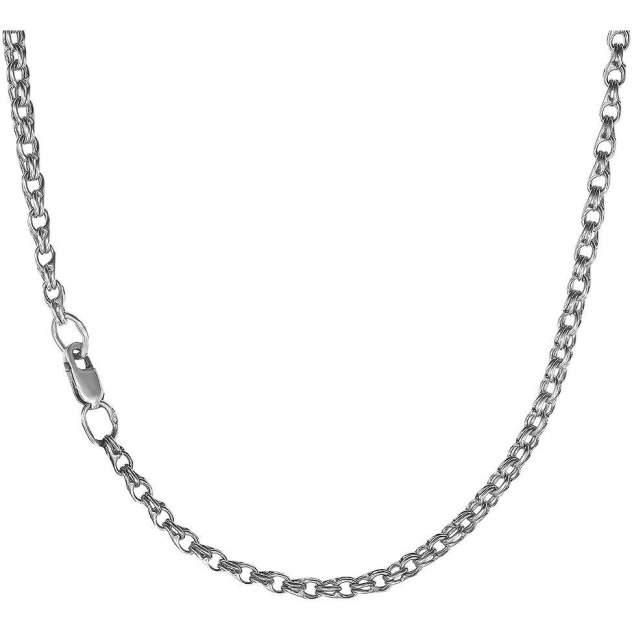 Цепочка мужская ALORIS 1105 серебро 925 пробы 60 см