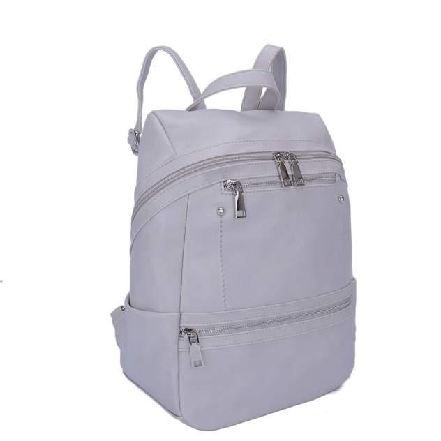 Рюкзак женский OrsOro DS-0135 светло-серый