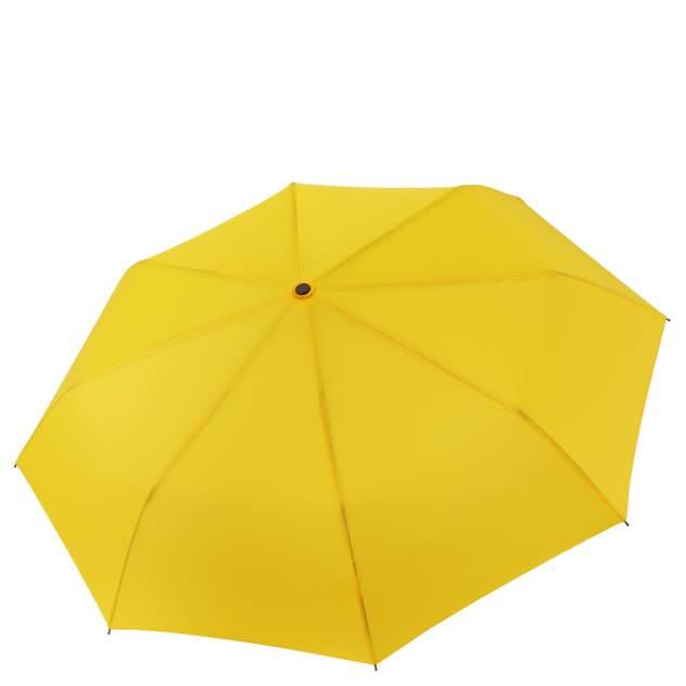 Зонт складной женский автоматический FABRETTI T-1910-7 желтый