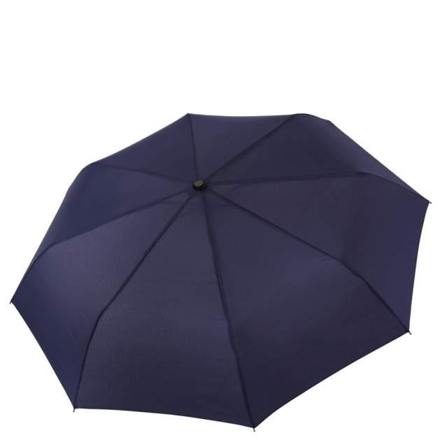 Зонт складной унисекс автоматический FABRETTI T-1909-8 синий