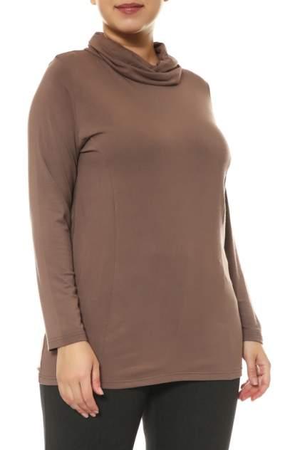 Водолазка женская ARTESSA VD01103BRW19 коричневая 56 RU/58 RU