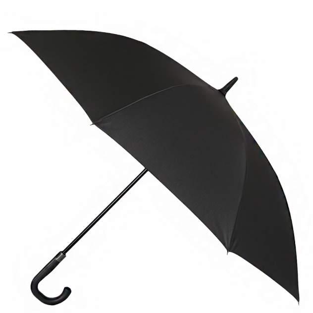 Зонт-трость мужской автоматический FABRETTI 1934 черный
