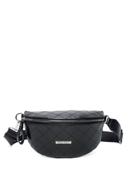 Поясная сумка женская Daniele Patrici JF-155 черная