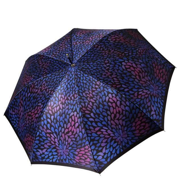 Зонт-трость женский автоматический FABRETTI 1961 синий