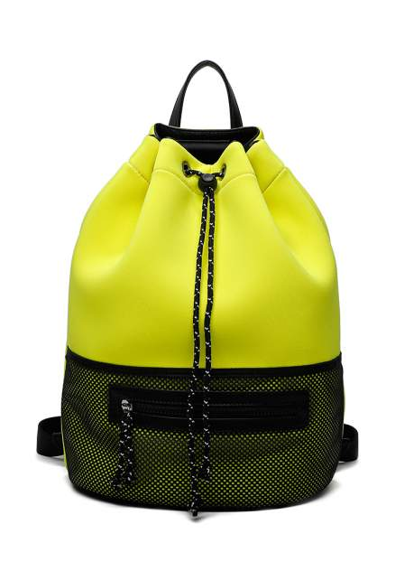 Рюкзак унисекс Daniele Patrici JF-160A желтый