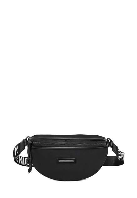 Поясная сумка женская Daniele Patrici EJF-4C черная