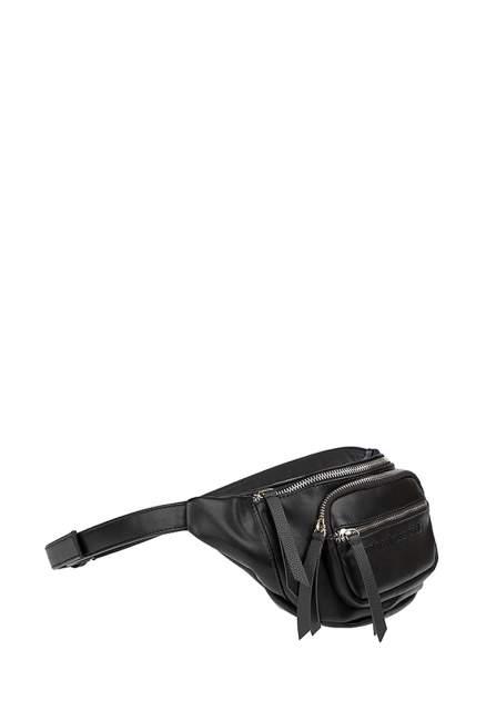 Поясная сумка унисекс Daniele Patrici 9-44(002) черная
