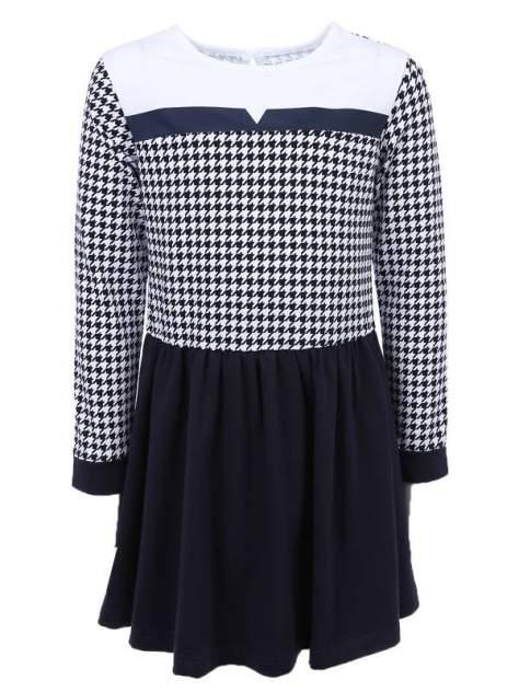 Платье детское Апрель, цв.синий