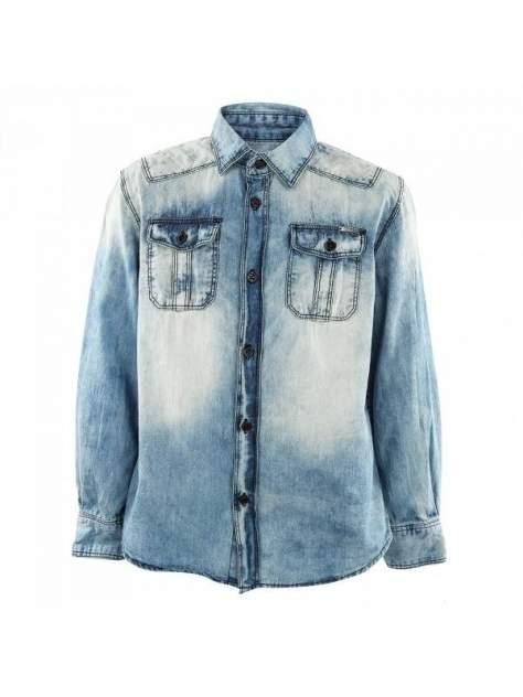 Рубашка ANTONY MORATO 12516 цв.голубой р.128