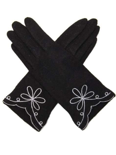 Перчатки женские Venera 9504115 черные/белые
