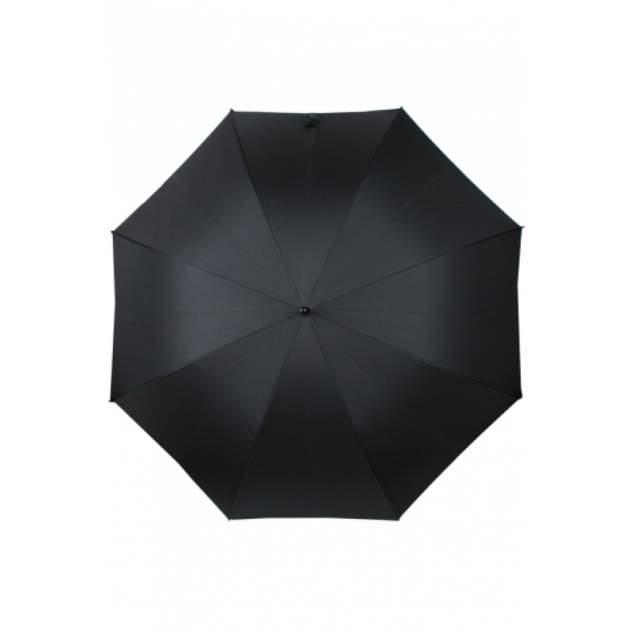 Зонт-трость мужской полуавтоматический Три Слона 1700-0090 черный