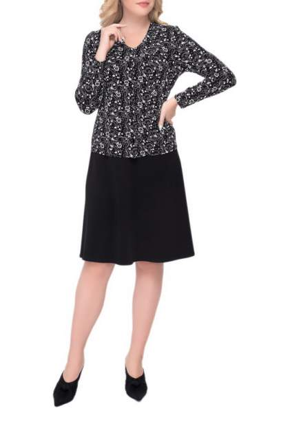 Блуза женская Незнакомка 01.4119.1801 черная 56
