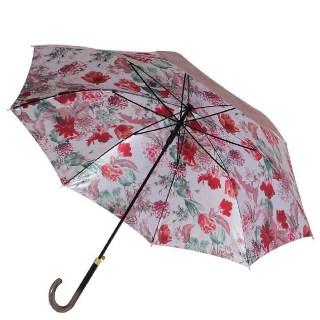 Зонт-трость женский автоматический FABRETTI 1941 розовый