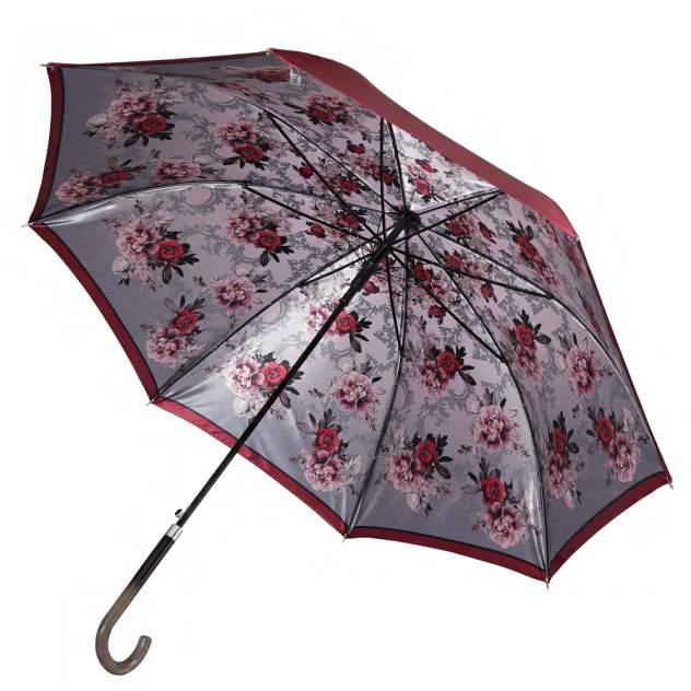 Зонт-трость женский автоматический FABRETTI 1926 красный