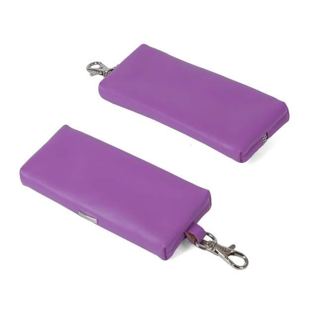 Ключница женская FABRETTI FA013N-10 фиолетовая