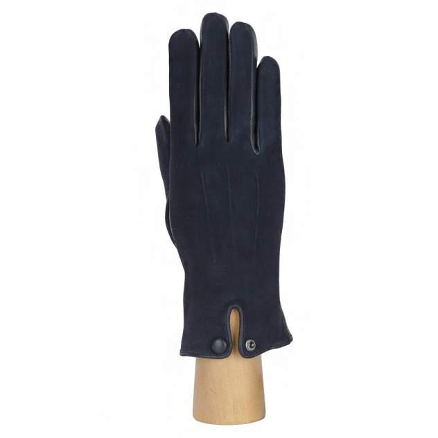 Перчатки женские FABRETTI B5-12 синие 6.5