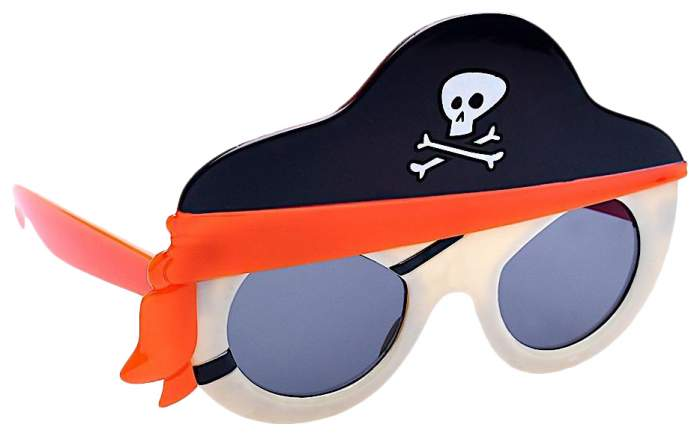 Очки солнцезащитные SUN-STACHES Пират
