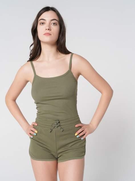 Шорты женские ТВОЕ 59238 зеленые L