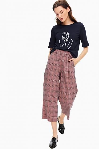 Женские брюки PAROLE by Victoria Andreyanova P-SS20-5105, розовый