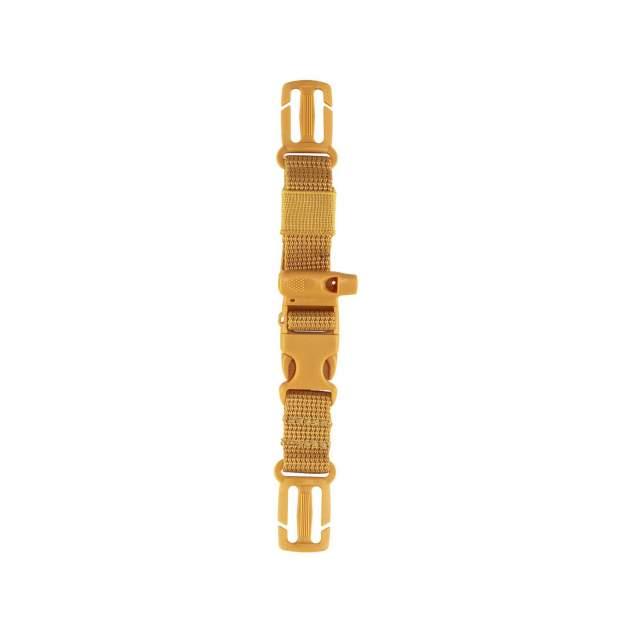 Нагрудный ремень Fjallraven Kanken F23507 коричневый