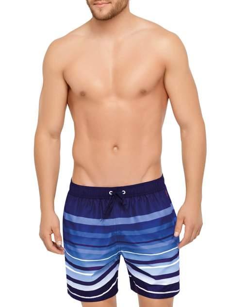 Шорты для плавания мужские MARC & ANDRÉ MS19-03 синие XXXL