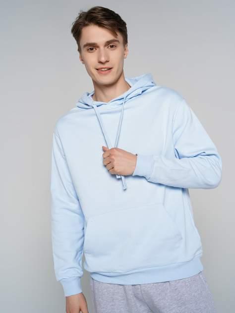 Толстовка мужская ТВОЕ 73776, голубой