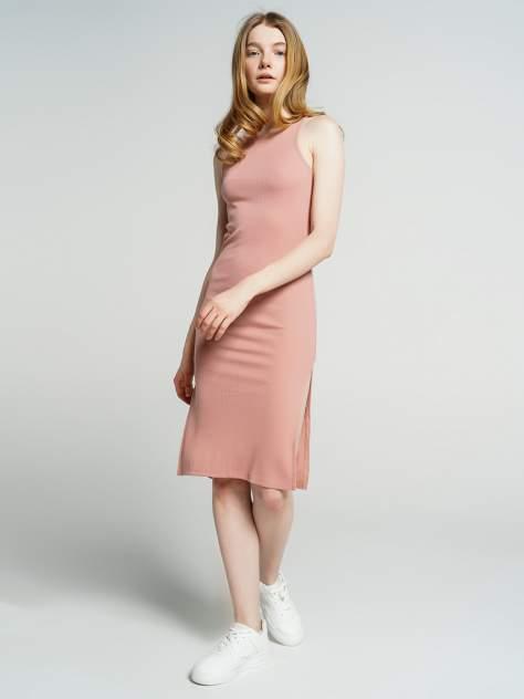 Платье-майка женское ТВОЕ 80606 розовое XL