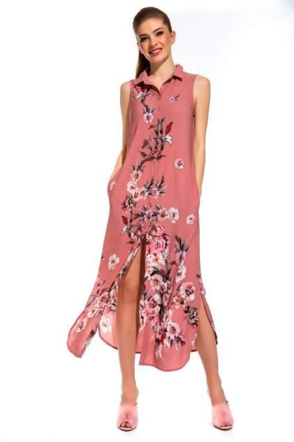 Платье-сарафан женское Peche Monnaie Sunrise розовое M