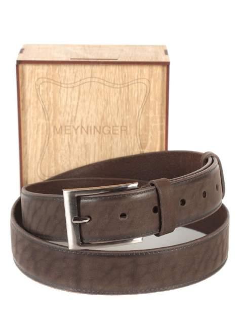 Ремень мужской MEYNINGER РН-2401 коричневый, 110 см