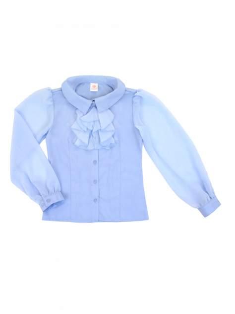 Блузка для девочки Reike College blue, RK-BGT006 blue, 140-72 10 лет