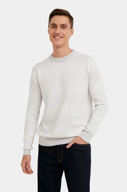 Джемпер мужской  Finn Flare W20-21104, серый